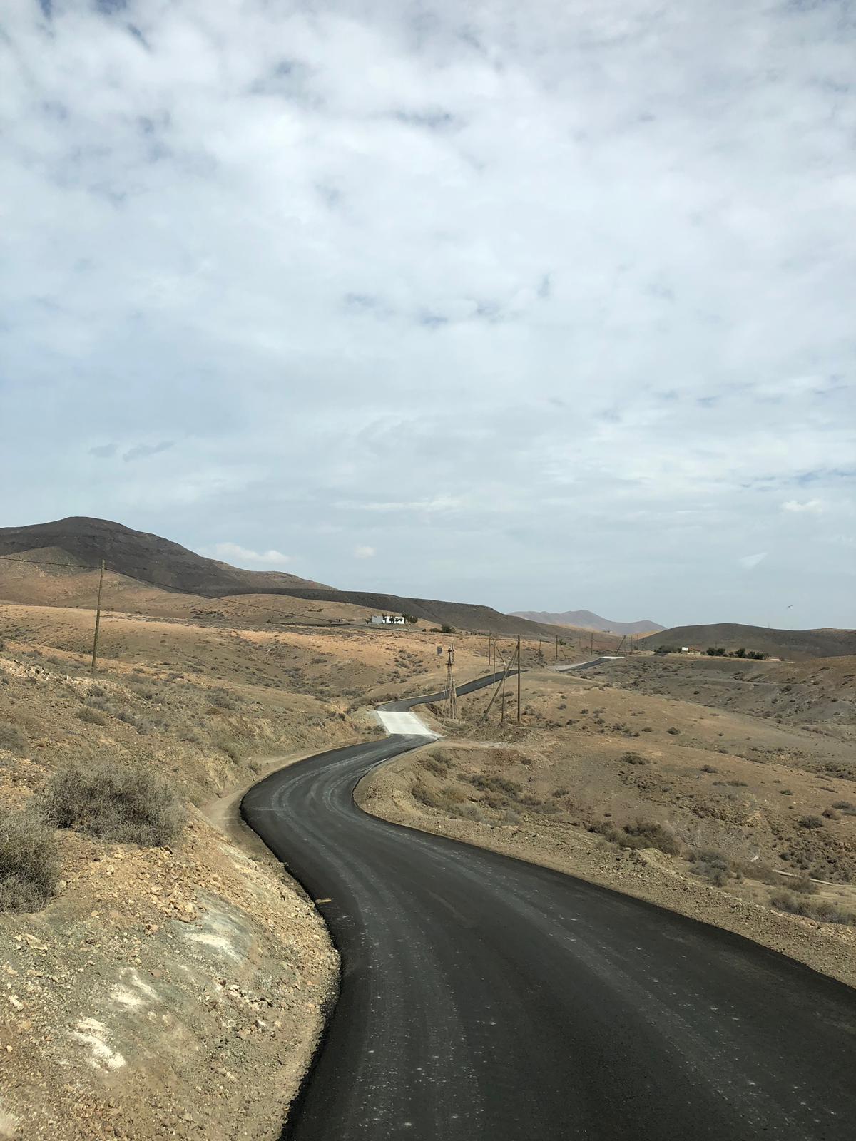Plan de asfaltado de caminos municipales de titularidad pública, en diseminados rurales del término